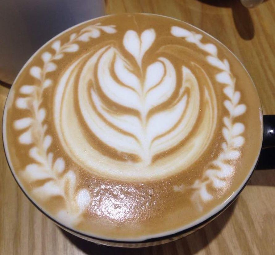 咖啡拉花 是最具魅力的咖啡文化之一